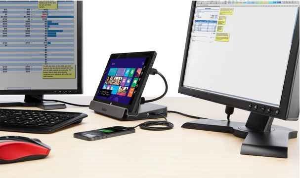 ベルキン、Windowsタブレット向けドッキングステーション『B2B043jaC00』を12/27発売へ