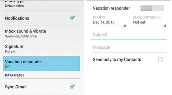 Androidアプリ『Gmail』Ver4.7配信開始、不在応答やファイル送受信/クラウド印刷に対応(apkファイル)