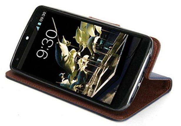 Nexus 5 向けスタンド兼用ケース 6選 「重量か収納か」
