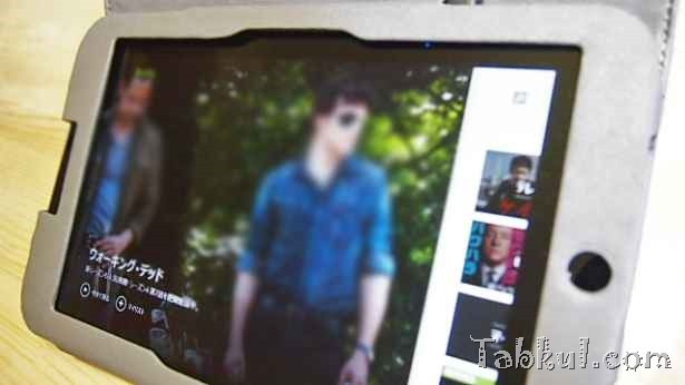 Lenovo Miix2 購入レビュー14―Huluは視聴できるか、MiracastでTV動作テスト