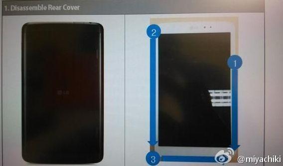 噂:Nexus 8 は「LG VG510」の可能性、スペックなど