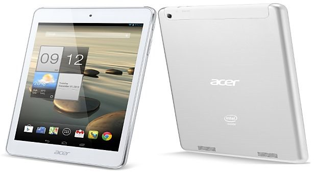 Acer、7.9インチ『Iconia A1-830』発表―スペックほか(Androidタブレット)