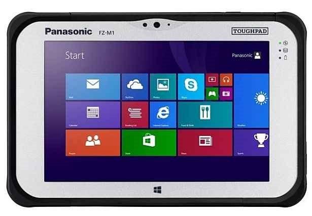 パナソニック、7インチ防水防塵Windowsタブレット『TOUGHPAD FZ-M1』発表―スペックなど