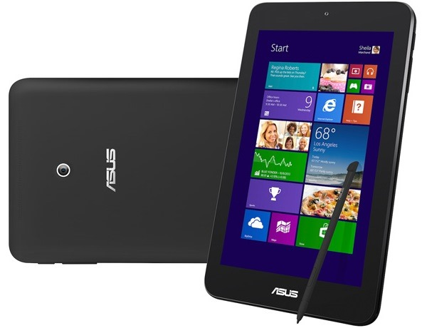 ASUS、ワコム製デジタイザ搭載『VivoTab Note 8』発表―価格299ドル~