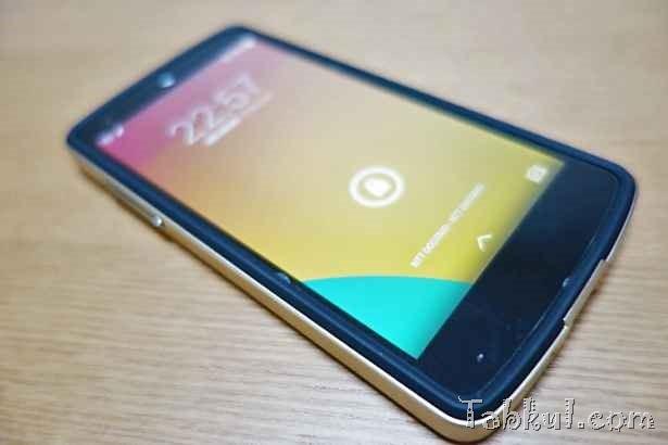 Nexus 5 交換後、GPSは使えたか―MVNOのSIMカード使用時