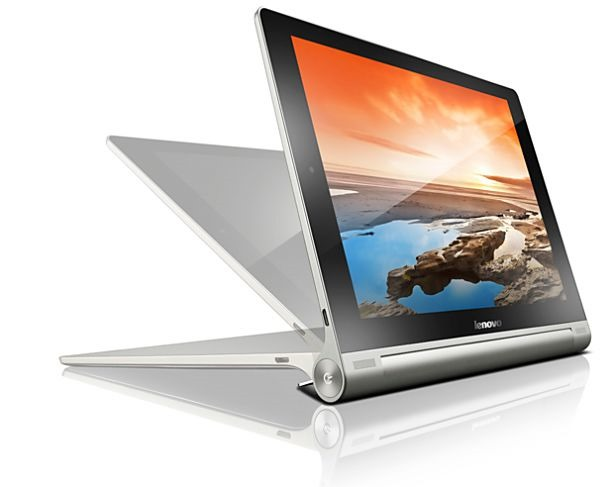 Lenovo、10.1型WUXGAタブレット『Yoga Tablet 10 HD+』(3G/WiFi)発表―スペックと価格