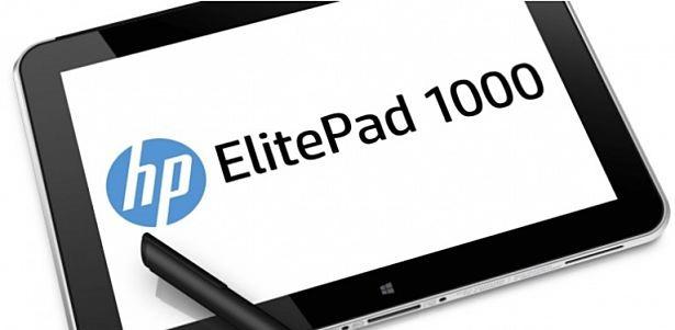 Bay Trail初の64bit『HP ElitePad 1000 G2』発表―スペック他/Windowsタブレット