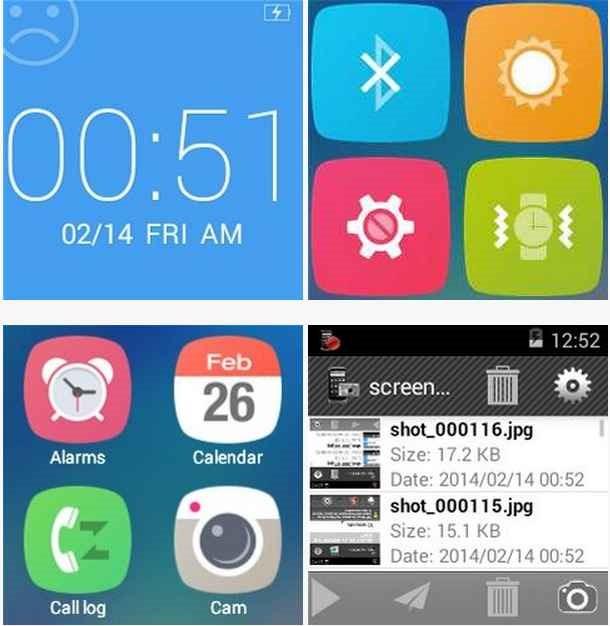 スマートウォッチ『SmartQ Z Watch』、最新ファームウェア「V3.1」公開
