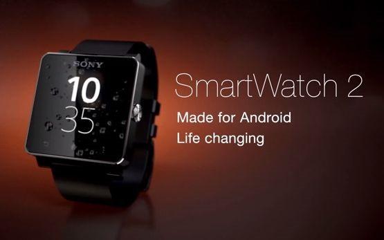Sony、スマートウォッチ『SmartWatch 2』向けナビゲーションアプリ発表か