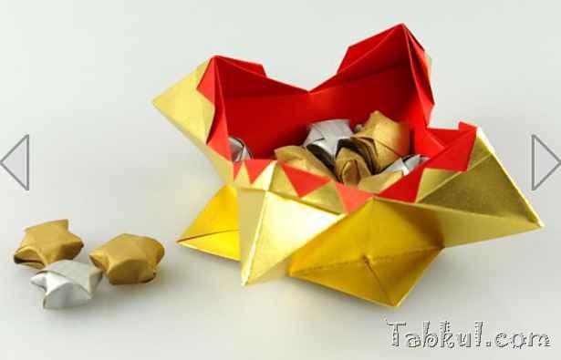 価格 164円、折り紙で小箱をつくれる「Origami Boxes」の試用レビュー