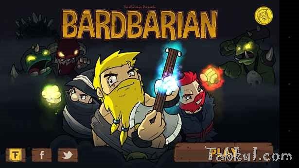 通常580円の防衛ゲーム『Bardbarian: Golden Axe Edition』が100円など、Androidアプリ値下げセール 2018/5/14