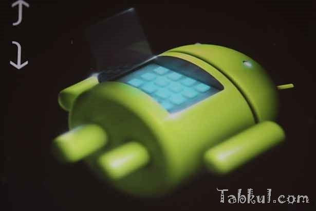 Nexus 5 Android 4.4.2(KOT49H)のRoot化―ブートローダーのアンロック編