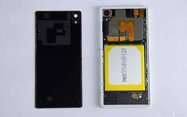 Sony Xperia Z2、分解画像が公開される