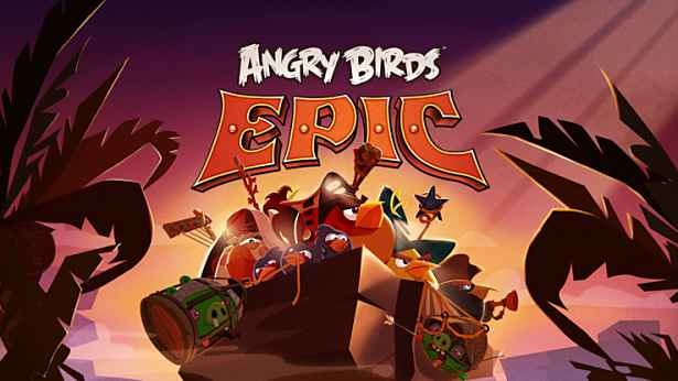 新ゲーム『Angry Birds Epic』はターン制RPGか―海外では今週中リリースとも