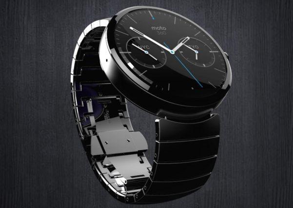 スマートウォッチ『moto 360』は249ユーロ(3.5万円)で7月発売か―Android Wear