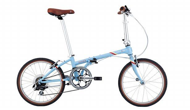 速くて楽しい、折り畳み自転車『DAHON Boardwalk D7 2014』購入・試走レビュー