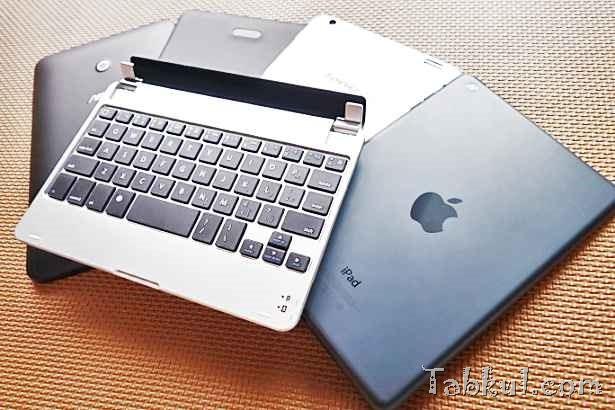 F.G.S製iPad miniキーボードを Venue 8 Pro/VivoTab Note 8で試す―感想レビュー
