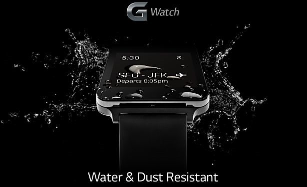 LG G Watch、約170ユーロで7/7発売か―ASUSがスマートウォッチ発表の可能性も