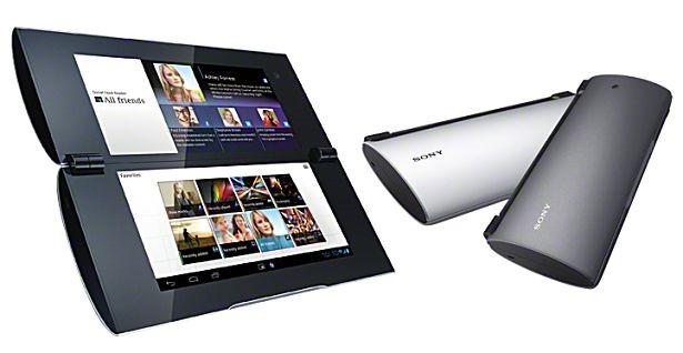 Sony Tablet P 3Gモデル『SGPT211JP/S』が13,800円まで値下げ