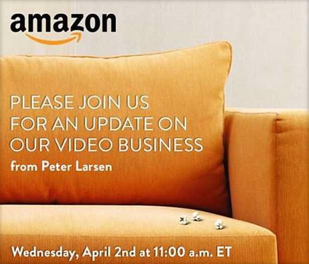 米アマゾン、4月2日にプレスイベント開催―ドングルまたはセットトップボックス発表か