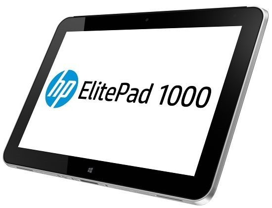 日本HP、au/ドコモLTE対応10型64bit『HP ElitePad 1000 G2』発表―価格と発売日ほか