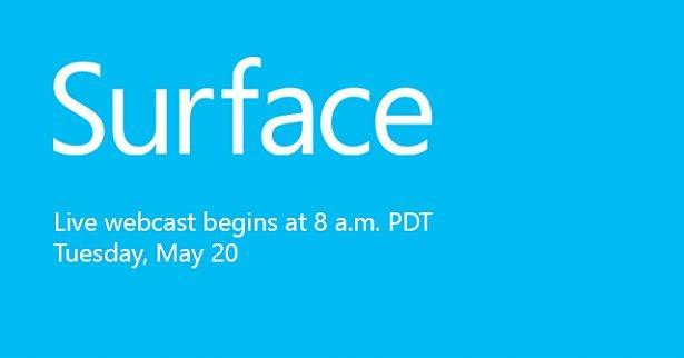 まもなく開始、Microsoft「Surface」イベントのライブ中継URLまとめ―Surface mini/Surface Pro 3