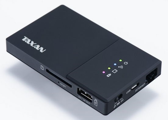 多機能Wi-Fiカードリーダー『TAXAN MeoBankSD Plus』がタイムセール中―ルーター/モバイルバッテリー機能ほか