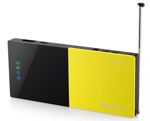 ドコモ、ルーターとモバイルバッテリーを備えたTVチューナー『TV BOX TB 01』発表―機能と発売日