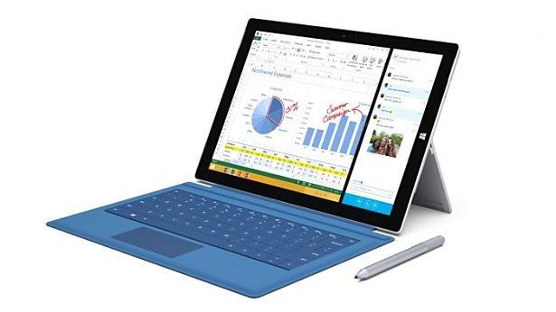 (速報)MS、12インチ『Surface Pro 3』発表―公式動画、価格・スペックと発売日ほか