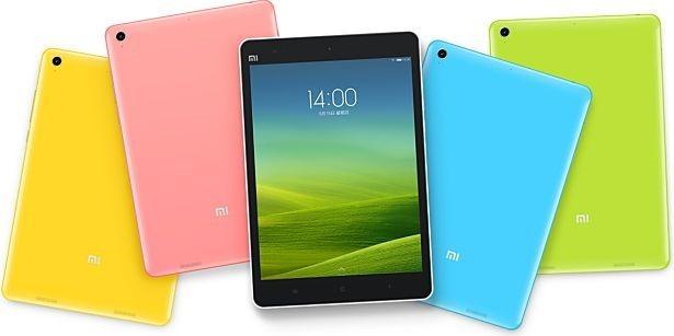 Xiaomi、Tegra K1搭載7.9インチ『Mi Pad』発表―スペックと価格