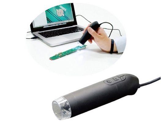 ミヨシ、最大225倍オートフォーカス搭載『USB顕微鏡』発表―価格と発売日ほか