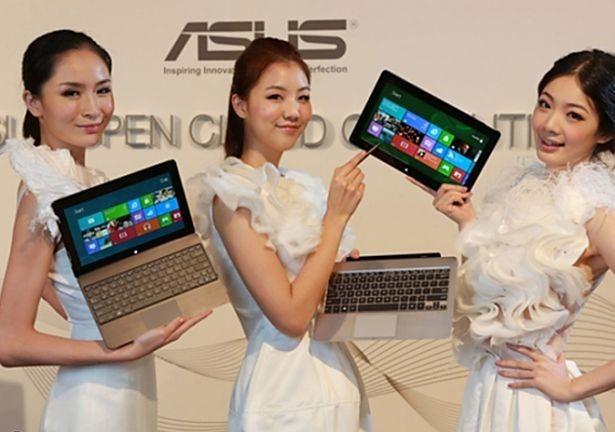 Asus、11.6インチ/Z3775搭載『T200TA』発表―スペックとハンズオン動画2本
