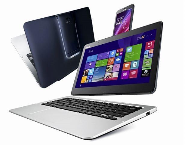 ASUS、Androidスマホ搭載キーボード付Windowsタブレット『Transformer Book V』発表―スペックほか