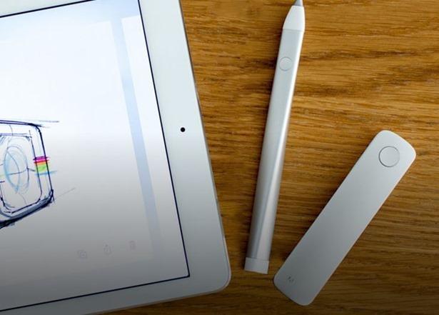 Adobe、感圧式ペン・定規「Ink & Slide」発売と「LINE」リリース