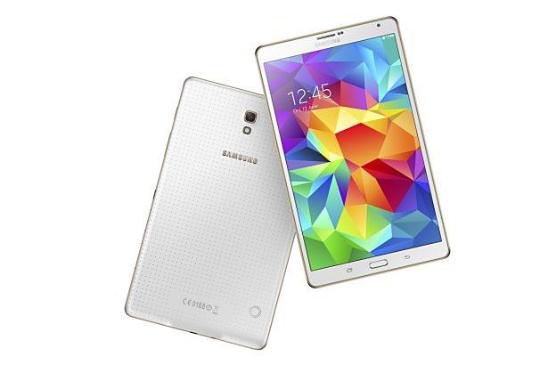 厚み6.6mm、『Samsung Galaxy Tab S 8.4』発表―スペックと価格ほか