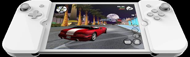 iPad miniがWii U風になる『Gamevice』、WikipadがMFiゲームコントローラー発表