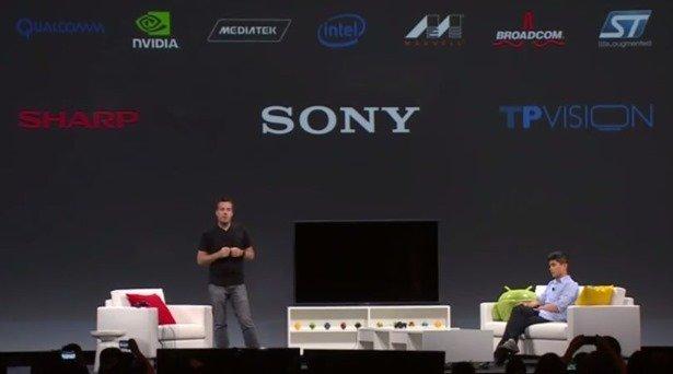 ソニー、テレビBRAVIAに「Android TV」を採用へ―Google Playで遊べてAndroid端末と連携可能に