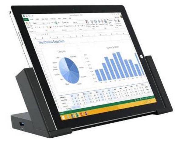 Surface Pro 3 ドッキングステーションが予約開始、200ドルで8/15発売