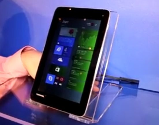 Microsoft、今年は1~3万円の7~10インチWindowsタブレットが普及―WSJ