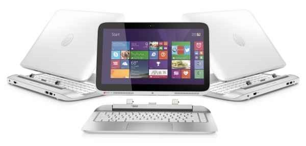 キーボード付きWindowsタブレット『HP Split x2』発表―スペックと価格ほか