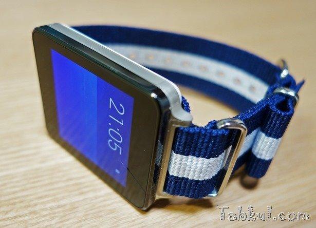 LG G Watch液晶保護フィルム購入~貼り付けレビュー