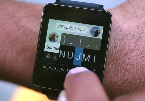 1行表示キーボード『Minuum Keyboard』がAndroid Wearに対応―スマートウォッチ