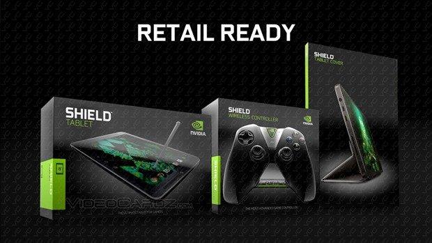 未発表「NVIDIA Shield Tablet&コントローラー」の詳細がリーク―価格とスペック、発売日も