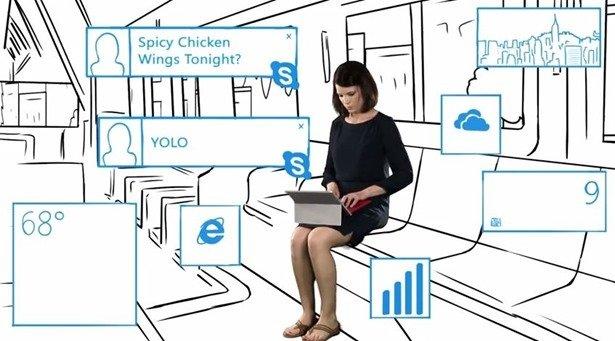 Microsoft、Surface Pro 3の新しいムービー「Lapability」を公開