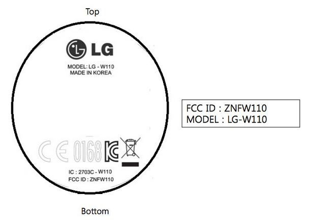 Wi-Fi対応!新型スマートウォッチ『LG G Watch R』(型番LG-W110)がFCC通過―スマートウォッチ