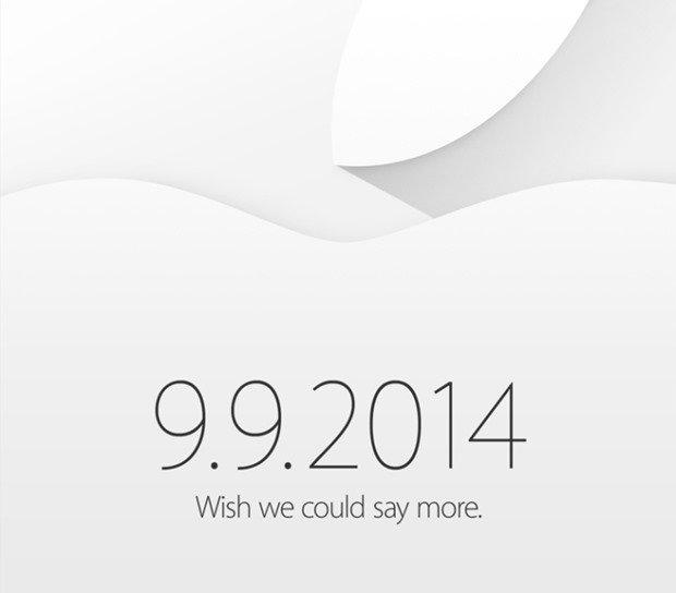 Apple、9月9日イベント開催に向け招待状を送付―iPhone 6やiWatch発表か
