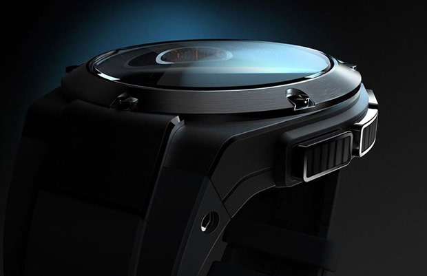 HP製スマートウォッチのデザインが公開、2014年秋リリース予定