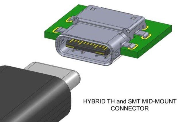 次期USB規格「Type-C」、リバーシブル/10Gbps転送/100W電源供給など仕様発表