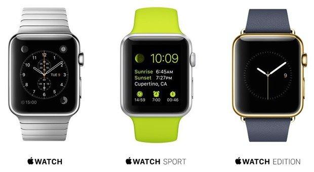 「Apple Watch」は2015年1月に生産開始~2月14日発売か