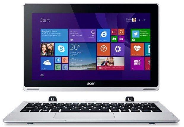 Acer、11.6型 2in1 『Aspire Switch 11』発表―キーボードドック付き/スペック #IFA2014